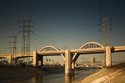The L.A. River
