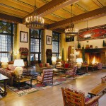 The Ahwahnee Hotel, Yosemite Valley, California