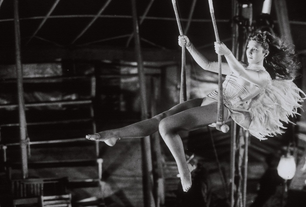 Solveig Dommartin as Marion in 'Wings of Desire'