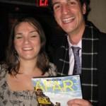 Our Own Laura Robinson with AFAR founder Joe Diaz