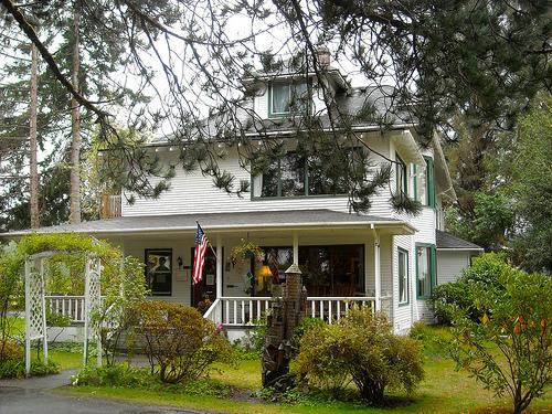 Miller Tree Inn, Forks, Washington