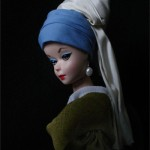 The Girl with the Pearl Earring Barbie