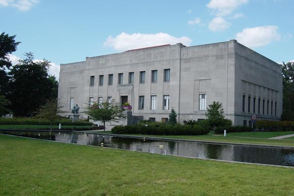 Everhart Museum c.2007