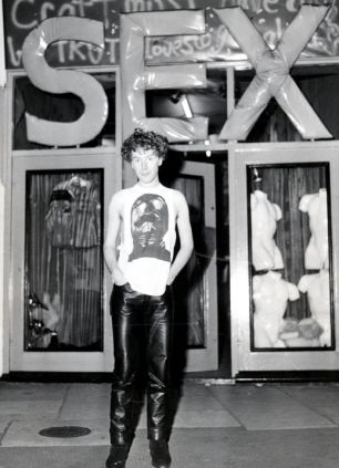 Remembering Malcolm McLaren