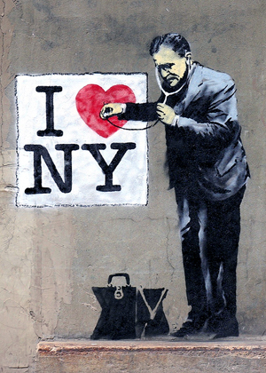 (Banksy Forum on Flickr)