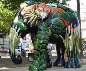 Elephant Parade 25