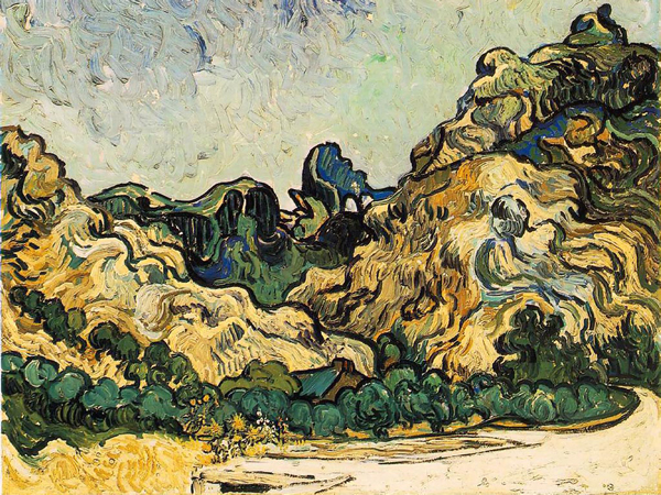 Mountains_at_Saint-Remy,_1889,_Vincent_Van_Gogh