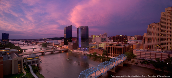 Copy- Grand Rapids Skyline -all rights reserved GRCVB