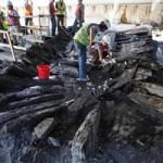 Ground Zero Buried Ship