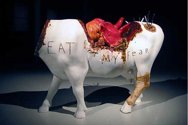 David Lynch, 'Eat My Fear'