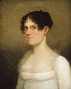 Theodosia Burr Alston, 1802 by John Vanderlyn