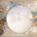 Caravaggio fresco Villa Aurora