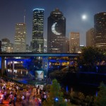Blue Bayou Festival: A celebration along the banks of Buffalo Bayou, photo courtesy of Greater Houston Convention and Visitors Bureau