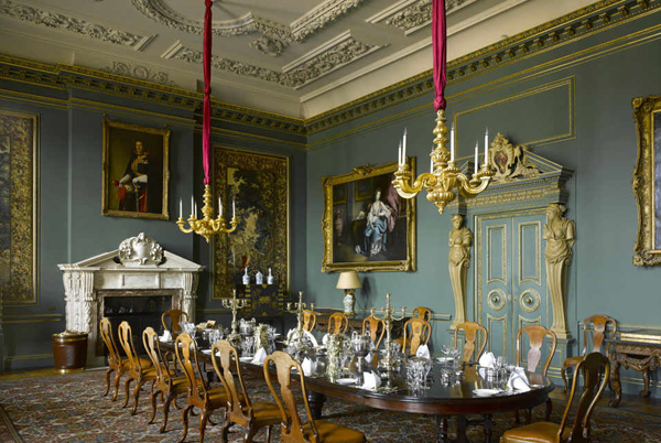 Wilton House Dining Room