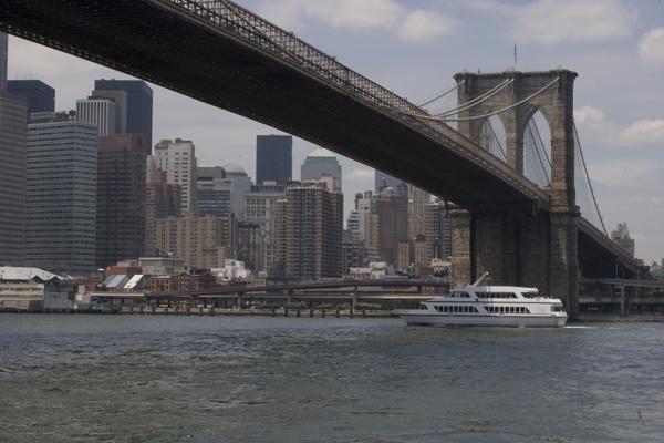 Brooklyn Bridge Bami Adedoyin