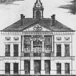 The original Federal Hall