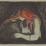 Edvard Munch, courtesy of The National Gallery