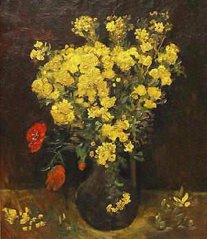 Van Gogh's Poppy Flowers