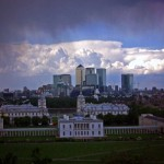 Rain_at_Greenwich,_London