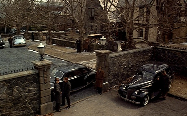 Godfather house