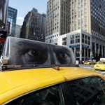 Roundup-Chuck-Close-taxi-top-by-ShowMedia