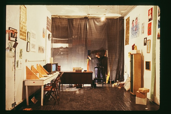 Installation of Income and Wealth Exhibition, 1979