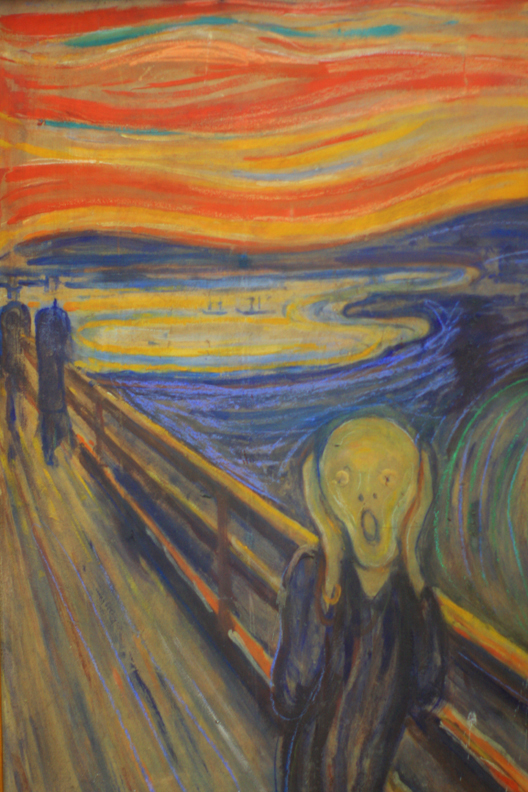 Munch's Scream Visits MoMA | MUSEYON GUIDES