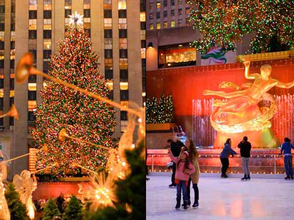 On Location Rockefeller Center MUSEYON GUIDES - Location Of Christmas Trees