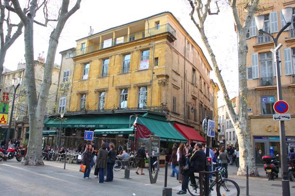 Café des Deux Garcons