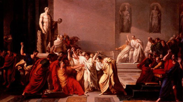 The Ides of March: Where exactly was Caesar killed in Rome?