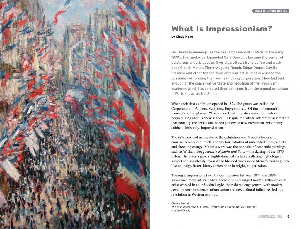 post impressionism essay Expressive essay in this essay, i will contrast and compare the two art  movements, impressionism, and post-impressionism i will be concentrating on  the works.