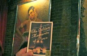 At Chez Josephine in NYC