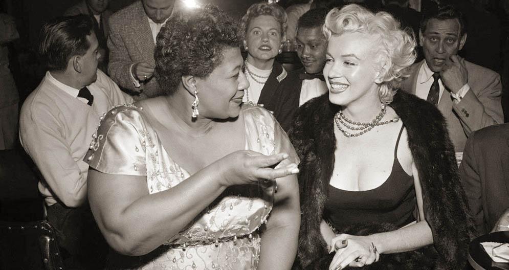 owe Marilyn Monroe a r...