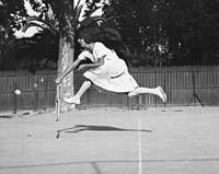 Suzanne Lenglen, 1921