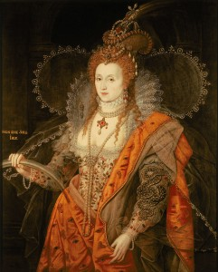 The Rainbow Portrait (Elizabeth I), C. 1600-02