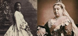 Queen Victoria and the African Princess