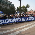 "The ""Madres de Plaza de Mayo"" Demonstrating"