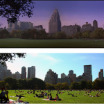 "Central Park West: ""Then"" and Now"