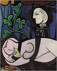 Estate of Pablo Picasso/Artists Rights Society, New York, via Christie's