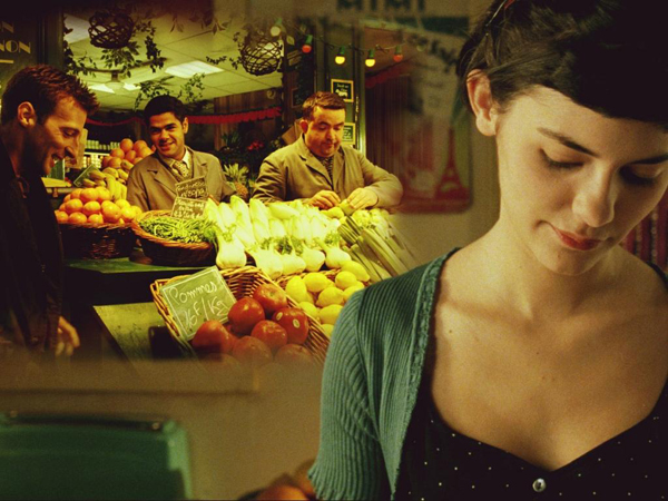 Amelie, Farmstand and the Boy