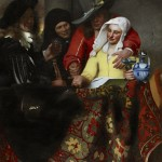 Johannes Vermeer (1632-1675), The Procuress, 1656