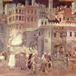 Ambrogio Lorenzetti 'Allegory of Good Government'