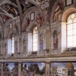 News: Sistine Chapel Under Attack