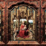 Jan Gossart (Netherlandish, ca. 1478–1532) and Gerard David (Netherlandish, ca. 1455–1523) The Malvagna Triptych, ca. 1513–15
