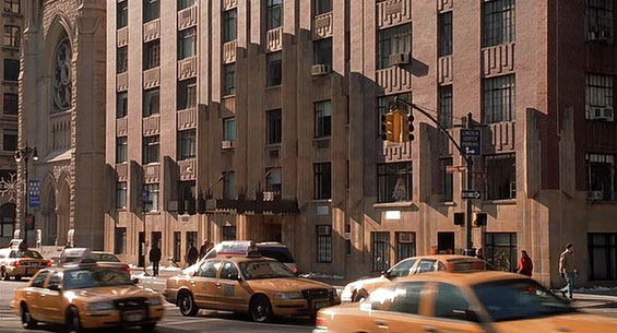 Walter's Apartment Building