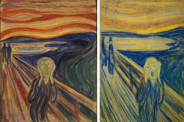 Munch's Scream Visits MoMA