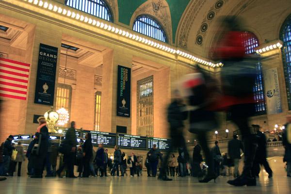 New York City's Grand Central celebrates centennial: Grand Central, Park Avenue and Cornelius Vanderbilt