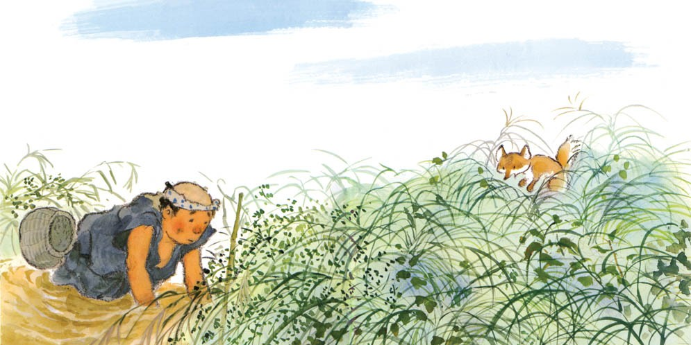 Gon, the Little Fox named 2016 USBBY Outstanding International Book