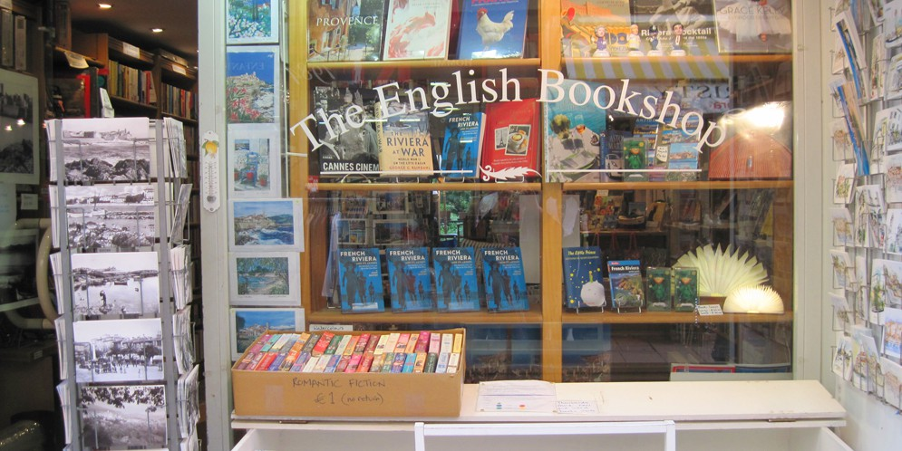 A Visit to Antibes Books on the French Riviera